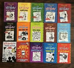 15 Diary of a Wimpy Kid 1-13 + Awesome Friendly Kid + Movie