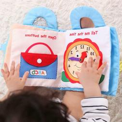 3D Baby Kids Intelligence Development Toys Cloth Bed Cognize