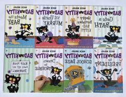 Bad Kitty Childrens Books Purrfect Box Set by Nick Bruel Lot