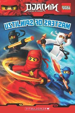 LEGO Ninjago Reader #2: Masters of Spinjitzu