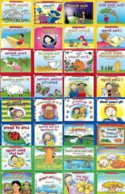 Lot 32 Learn to Read Children's Book Set Preschool Kindergar