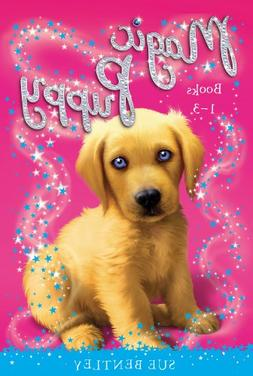 Magic Puppy: Books 1-3