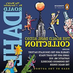 The Roald Dahl Audio Collection: Includes Charlie and the Ch