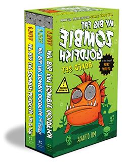 My Big Fat Zombie Goldfish Boxed Set: