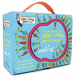 Bright and Early Board Books Set by Dr. Seuss Kids Children