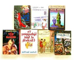 CHILDRENS BOOKS Lot of 7 Hardcover Books  Ages 9 - 12