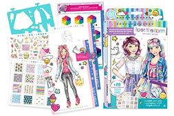 Fashion Design: Digital Dream Kawaii Anime Emoji Stickers Sk