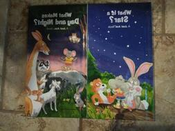 JUST ASK Weekly Reader Books Lot of 2 Children's Nature & Sc