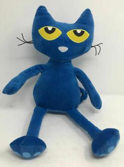 "Kohl's Cares for Kids PETE THE CAT Blue Cat 15"" long Perfect"