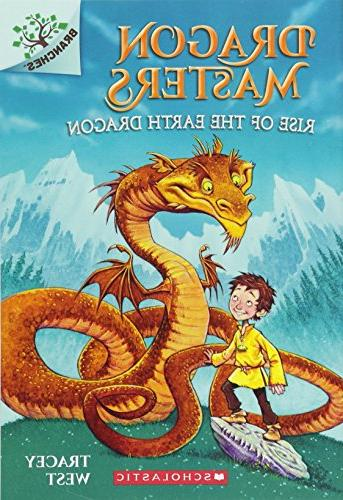 Rise of the Earth Dragon: A Branches Book