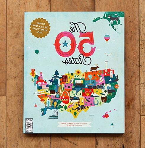 The States: the U.S.A. 50 fact-filled