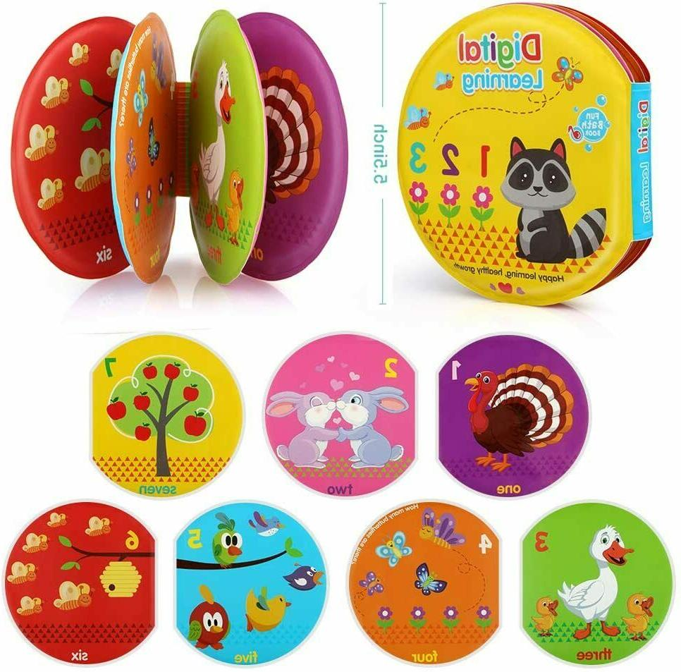 Baby Toys Pack Bath Toddlers Infants Children Boys and Girls