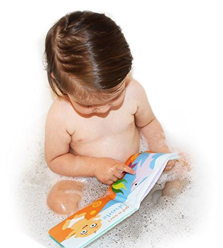 Bath Set: Set Foam & Numbers Kids for by Baby Educational Toy or Toddler. Learn