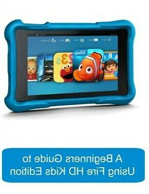 Beginners Guide to Using Kindle Fire Hd Kids Edition, Paperb