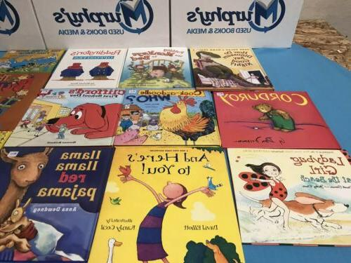 Story Time Assorted Bundle / Lot of 20 Story Books for Kids/