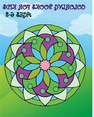 Coloring Books for Kids Ages 6-8 : Be Happy Coloring Book, P