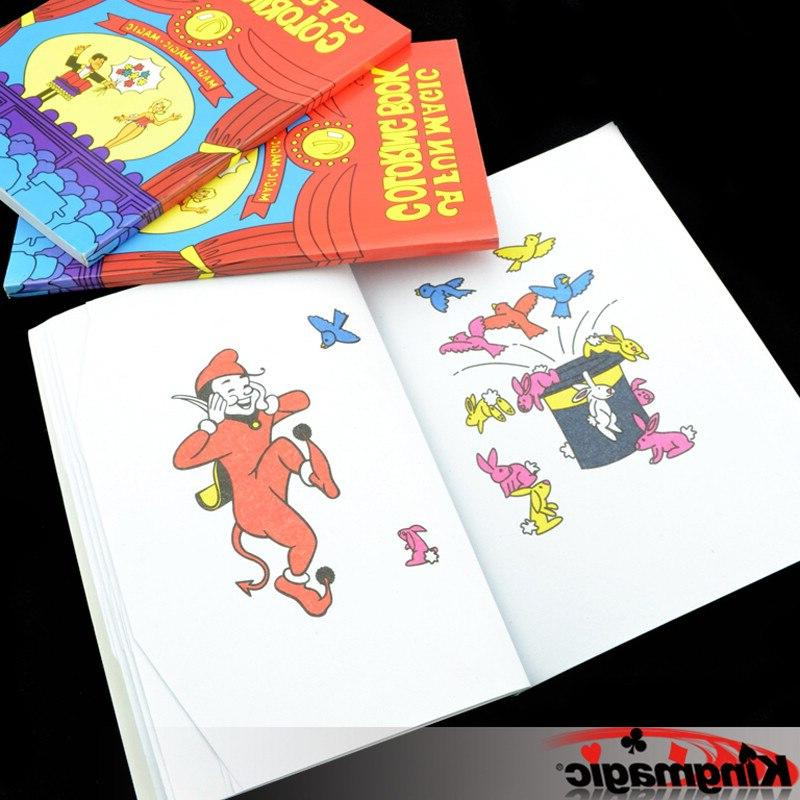 Coloring <font><b>Book</b></font> Free Shipping King <font><b>Kids</b></font> Tricks Toys Email Video To You