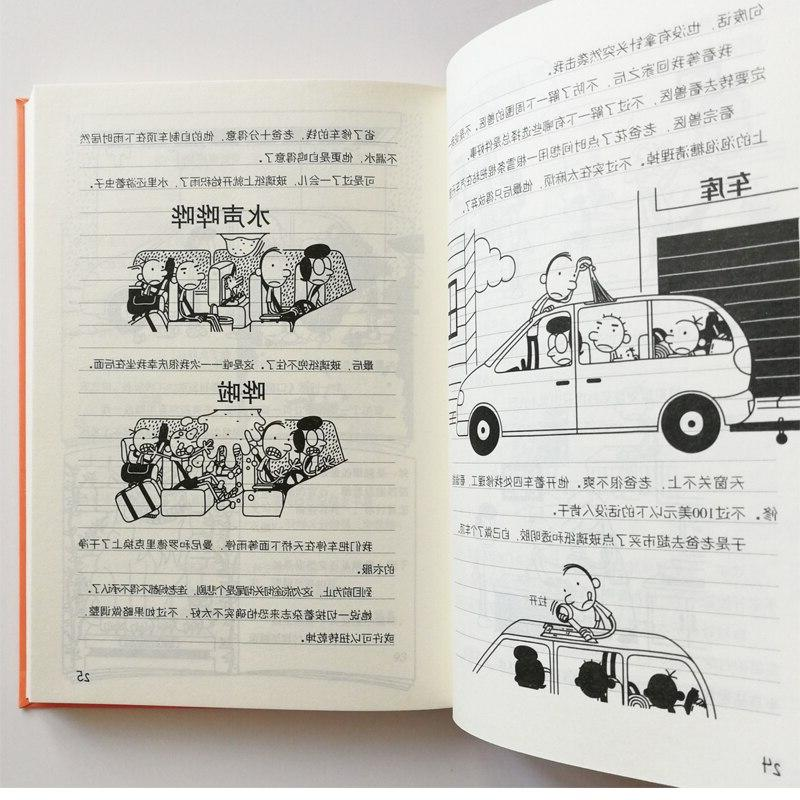 Diary A <font><b>Kid</b></font> Simplified Chinese English Original Title: Long