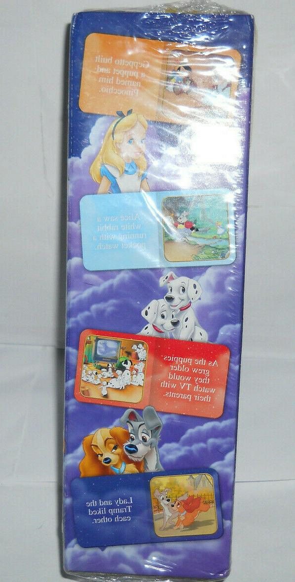 Disney Bedtime 12 Board Book Block Childrens