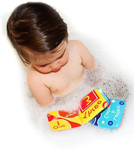 BabyBibi Floating Books. Kids Toys. for Infant