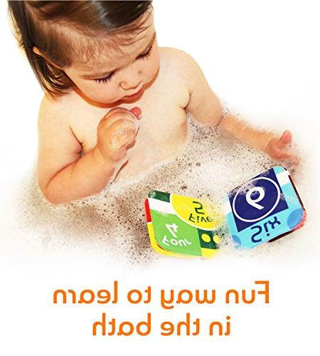 BabyBibi Floating Baby Books. Kids Toys. for Infant