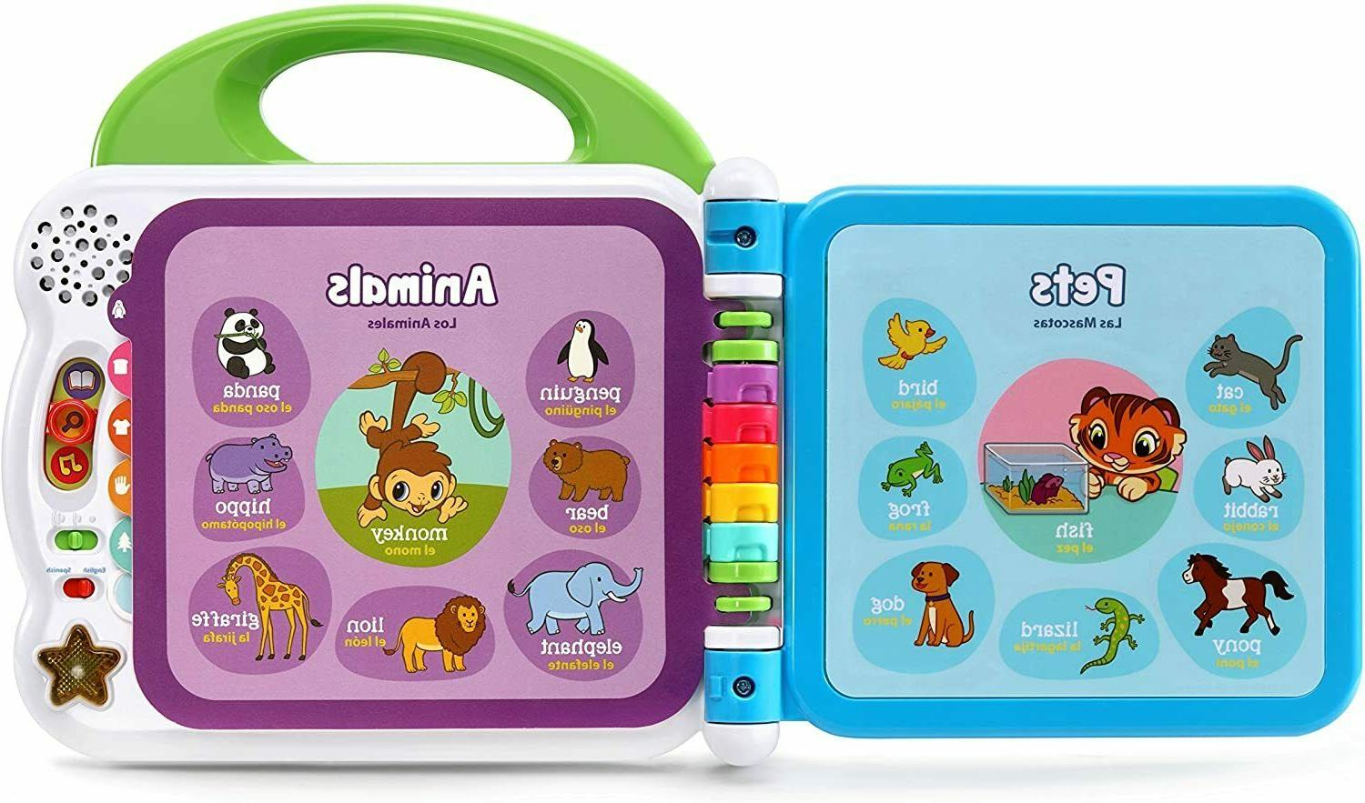 Learning Children Friends 100 Words Book Different New