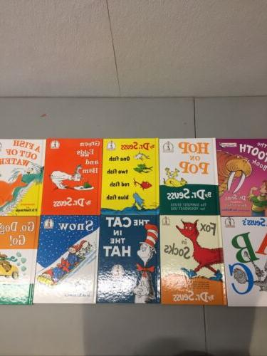 Lot of Dr. Books