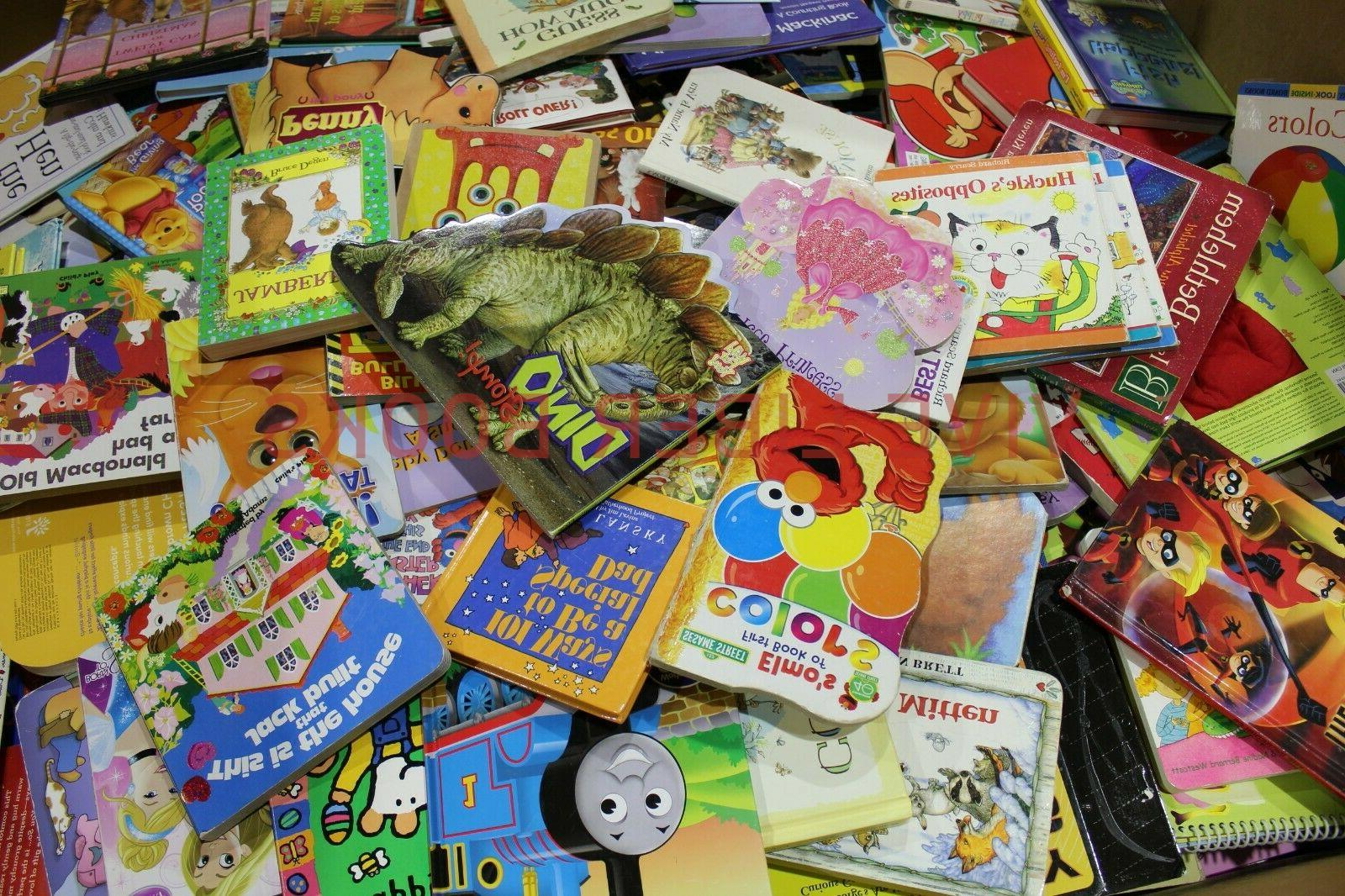 Lot Board Books for Kids/ Toddler Babies/