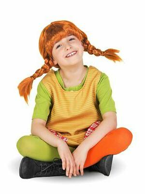 Official Pippi Girls Dress Book TV