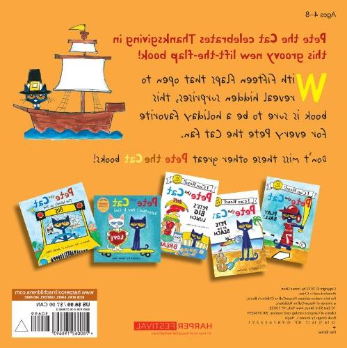 Pete The Cat: First Thanksgiving: The Thanksgiving
