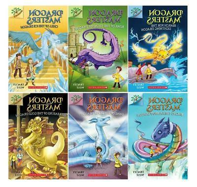 scholastic branches dragon masters childrens series by
