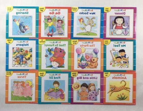 Sight Word Readers Lot 12 Learning Read Books NEW