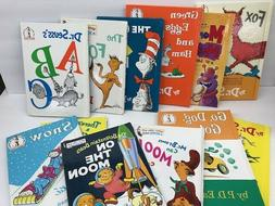 Lot of 10 RANDOM Dr. Seuss Children Kids Learn to I Can Read