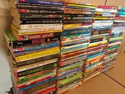 Lot of 20 Chapter Books for BOYS Youth Early Reader Young Ad