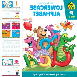 Lowercase Alphabet Workbook Kids Early Learning Letters Trac