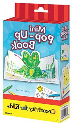 Creativity for Kids Mini Pop Up Book Craft Kit - Make Your O