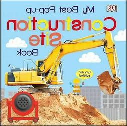 My Best Pop-Up Construction Site Book, Hardcover by Love, Ca