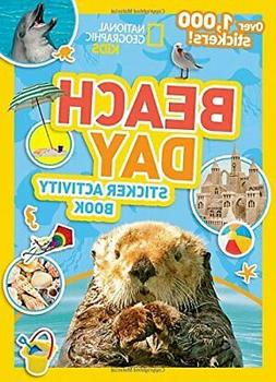 NEW - National Geographic Kids Beach Day