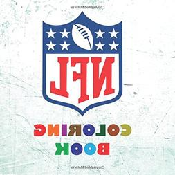 NFL Coloring Book : All 32 NFL American Football team logos