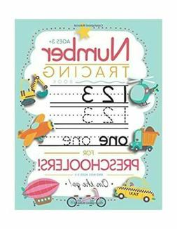 Number Tracing Book for Preschoolers and Kids Ages 3-5 Trace