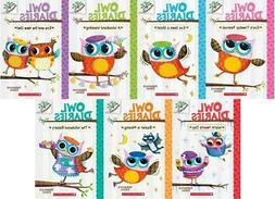 OWL DIARIES Children's Scholastic Branches Series Paperback