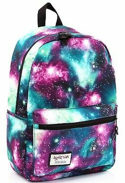 """hotstyle TRENDYMAX Galaxy Backpack Cute for School 