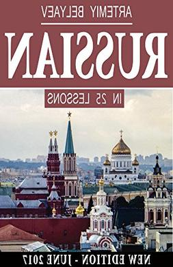 Russian Language in 25 lessons: Russian Learning for Beginne
