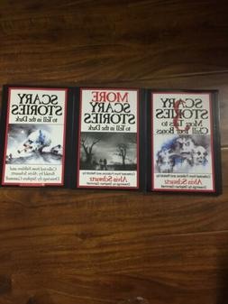 Scary Stories To Tell In The Dark Book Set Volume 1,2,3, Kid